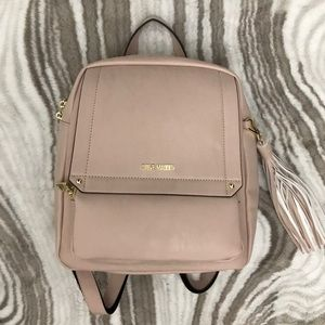 Steve Madden Blush Pink Backpack